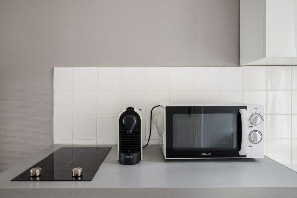 Nespresso - Micro-onde - Plaque de cuission